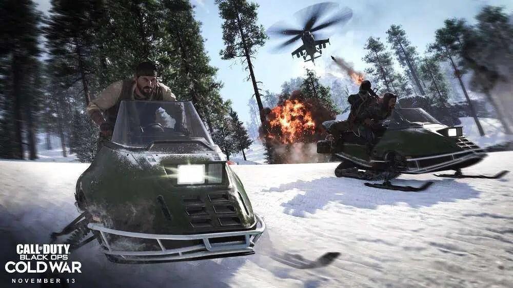 Call Of Duty: Black Ops Cold War – Como resolver os quebra-cabeças do Circo Vermelho e da Operação Caos