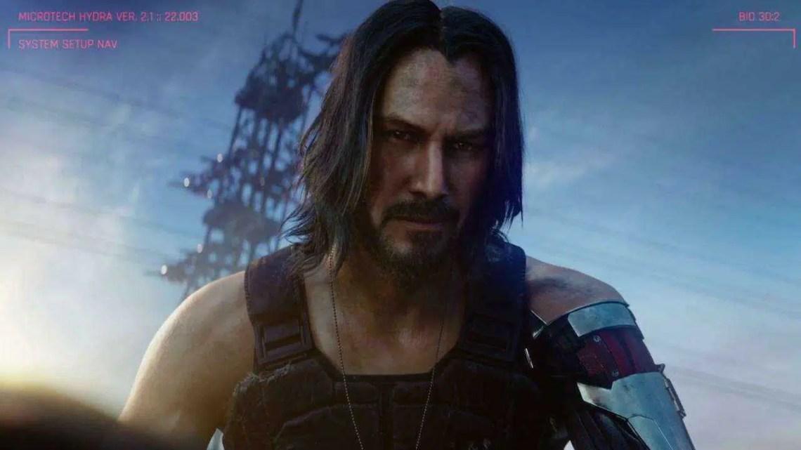 Next Night City Wire Stream do Cyberpunk 2077 é sobre Keanu Reeves