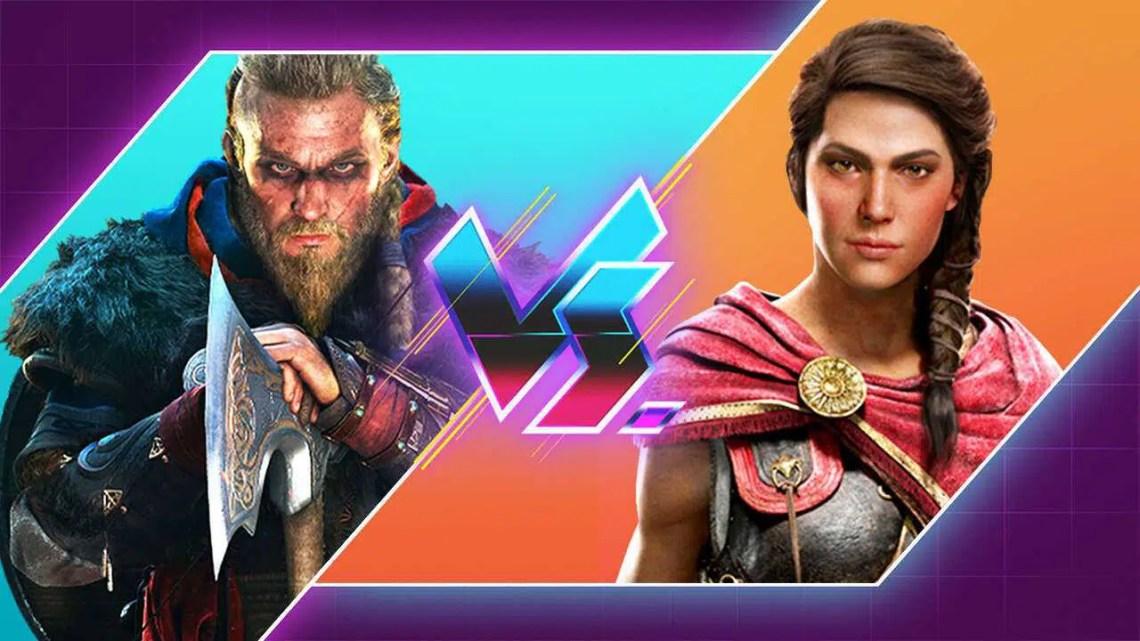 Assassin's Creed Valhalla vs Odyssey – Qual é o melhor?  – Versus