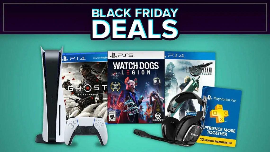 Melhores ofertas para PS5 e PS4 da Black Friday 2020: jogos, PS Plus e mais