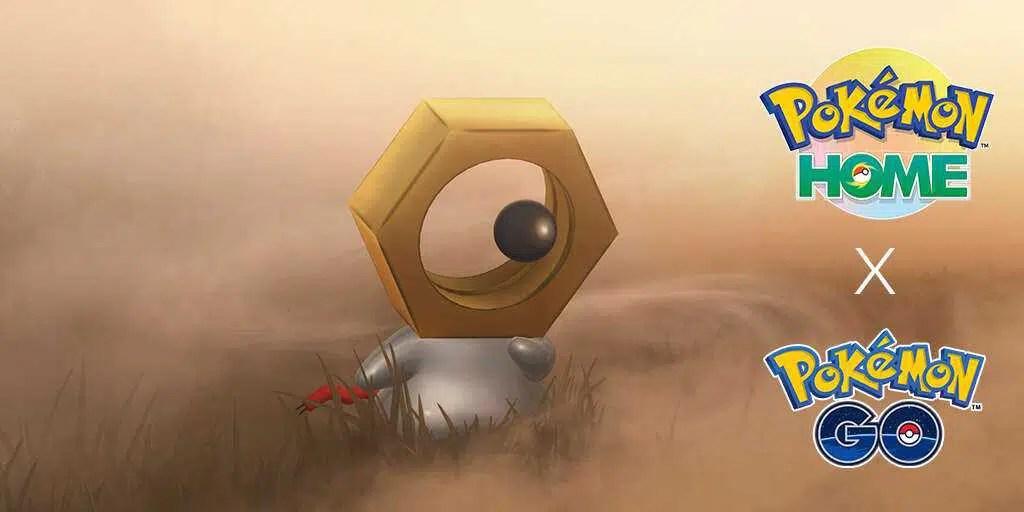 Pokémon Go trazendo Shiny Meltan de volta esta semana para um evento doméstico de Pokémon