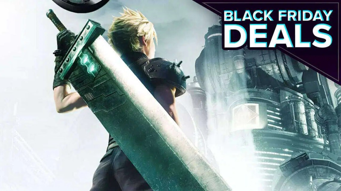 Ofertas de Final Fantasy 7 Remake Black Friday 2020 – Baixe até US $ 25 (PS5 / PS4)