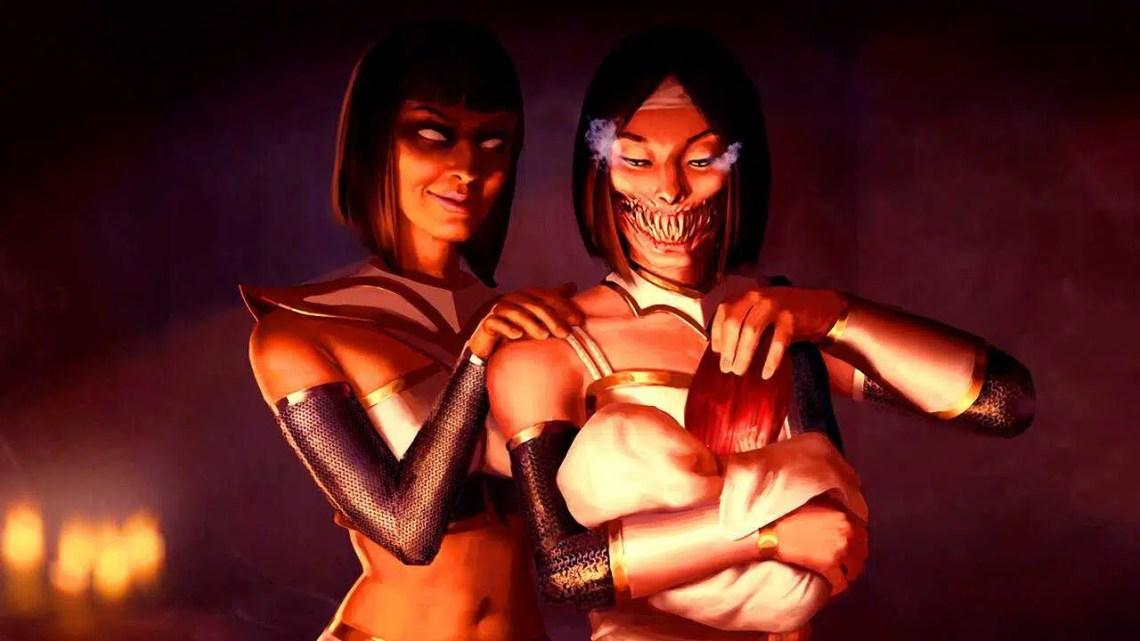 Mileena Story Ending – Mortal Kombat 11 Ultimate