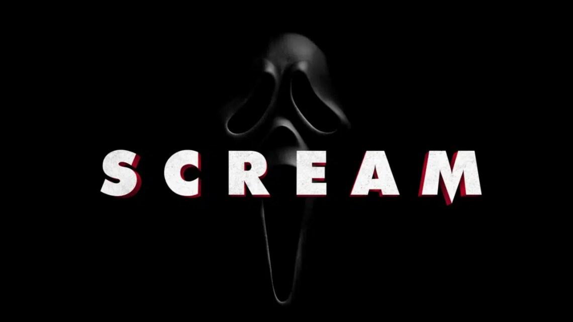 Produção de Scream 5 Wraps, título muito familiar confirmado
