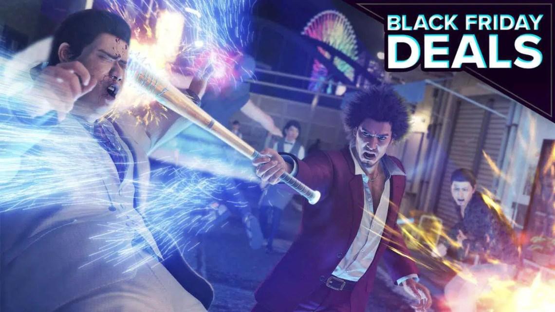 A enorme Black Friday PC Games oferece mais de 4.700 negócios, incluindo Yakuza: Like A Dragon