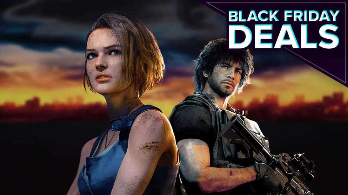 Black Friday 2020: consiga Resident Evil 3 Remake por US $ 15 agora mesmo