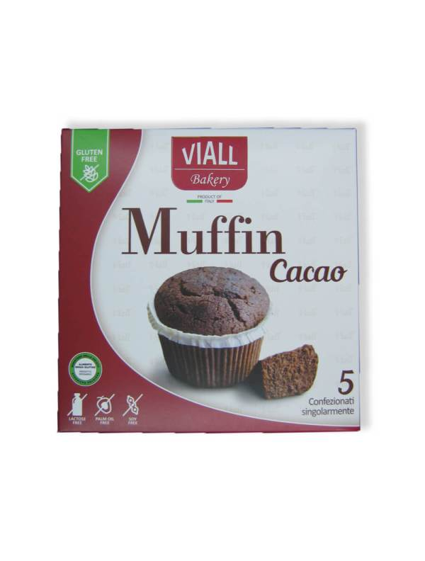 immagine Muffin cacao Viall bakery