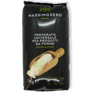 immagine Preparato per prodotti da forno Massimo Zero