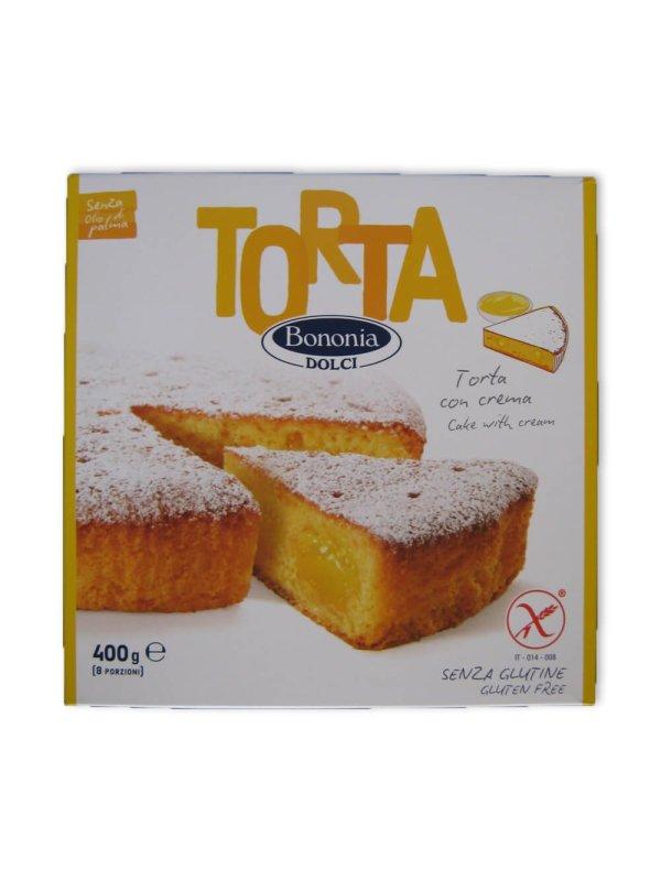 immagine torta crema Bononia