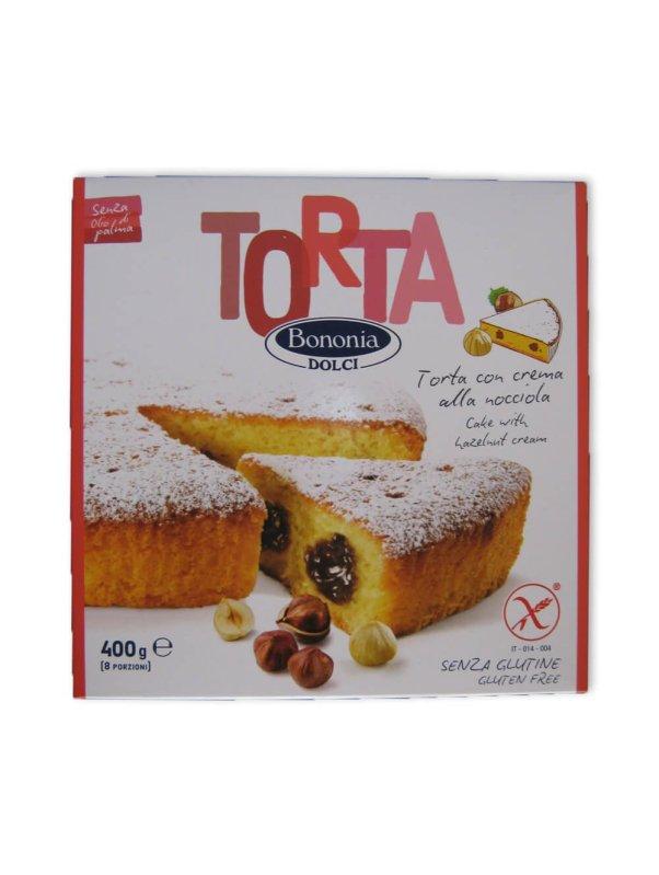 immagine Torta nocciola Bononia