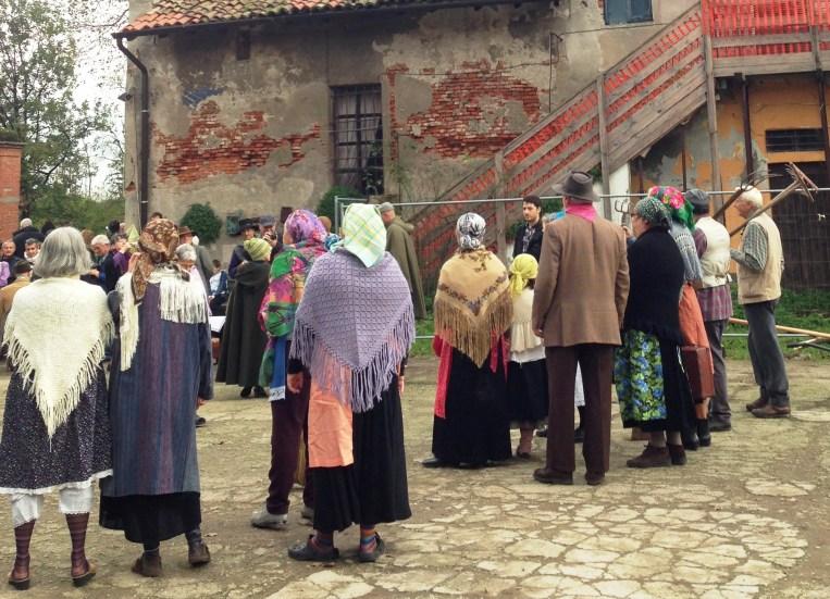Fare San Martino - Attesa Del Carro