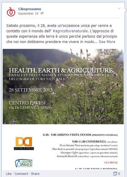 Health Hearth Agriculture