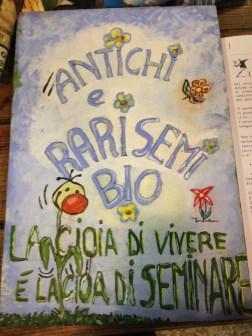 Mandillo Dei Semi Giardino degli Aromi Milano 2013