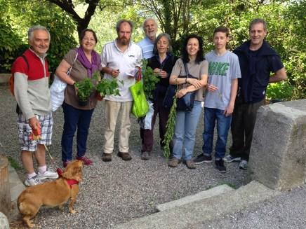 Orto Margarita Teodoro - I Visitatori della Matttina