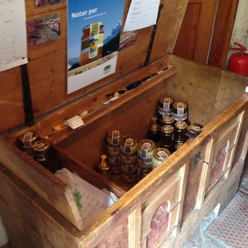 Hiebler - La dispensa del Miele