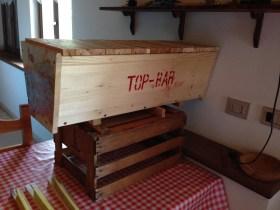 Top Bar - Struttura Il Lato Destro