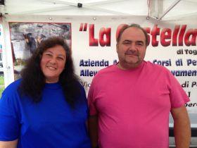 Mercato Contadino Bollate - La Castellana di Luisa Togni