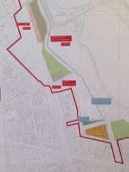 Parco delle Cave - Mappa Fontanile Ghiglio con Prati Fioriti
