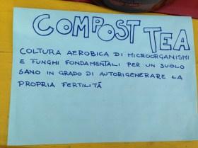 Sanaterra - Compost Tea Descrizione