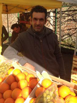 Sovranita Alimentare a Milano - Gli Agrumi al Mercato