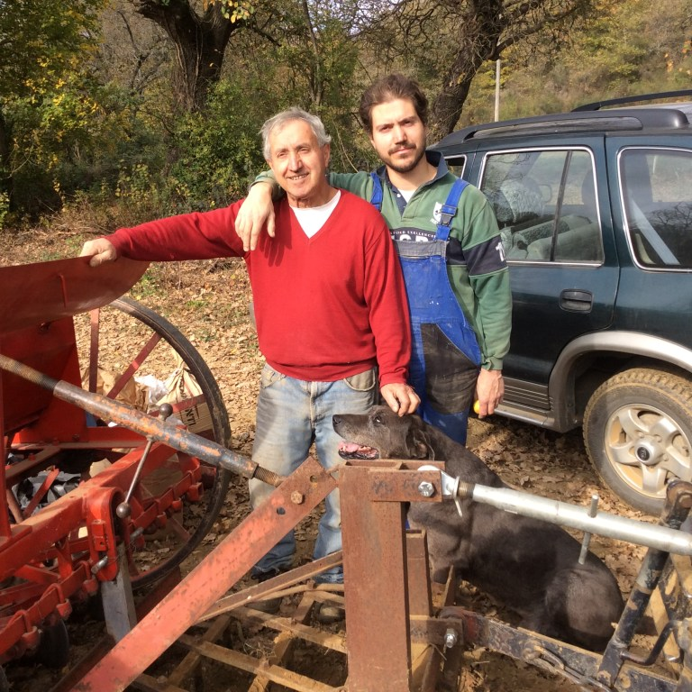Monococco in Umbria - Gli Agricoltori In Posa