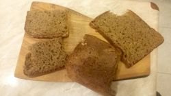 Fette di pane da farro monococco