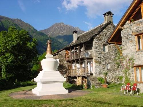 Valle Antrona, Verbania, Villaggio Bordo.