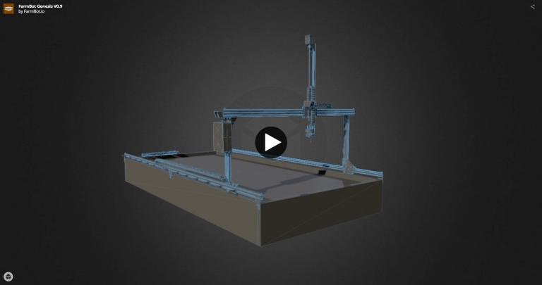 farmbot-genesis-v0-9-sketchfab