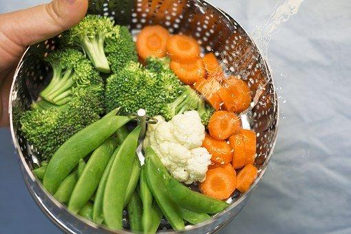 Benefici della cottura a vapore per un cibo sano