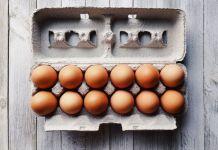 Uova fresche: dove si conservano in sicurezza