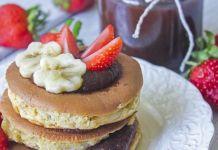 Pancake per colazione: ricetta veloce con yogurt