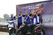 Management PT Yamaha Indonesia Motor Manufacturing (YIMM) saat press conference Mio Z (1)