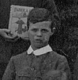Billy Winter 1915 Iona school photo
