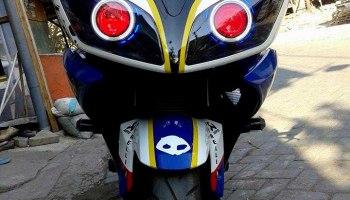 Modif Yamaha YZF R15 Ala Arek Suroboyo Guwanteng Tenan Gan