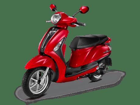 Grand Filano Vivid Red Metallic