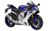 All New YZF-R1 Race Blue