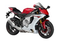 All New YZF-R1 Racing Red