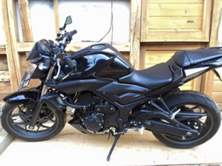 top speed yamaha mt25