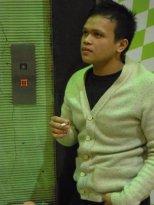 Ichsan. Si chubby yang jail & bodor. Di antara semua, dia yang paling deket ama gue. #bukanhomo