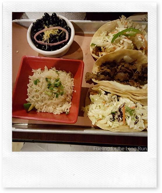Lucky Taco Platter