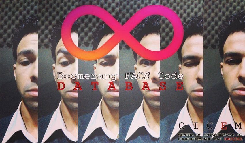 FACS database Facial Action Coding System Base de Dados