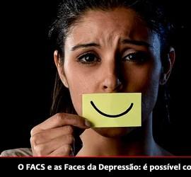 linguagem corporal expressão facial depressão