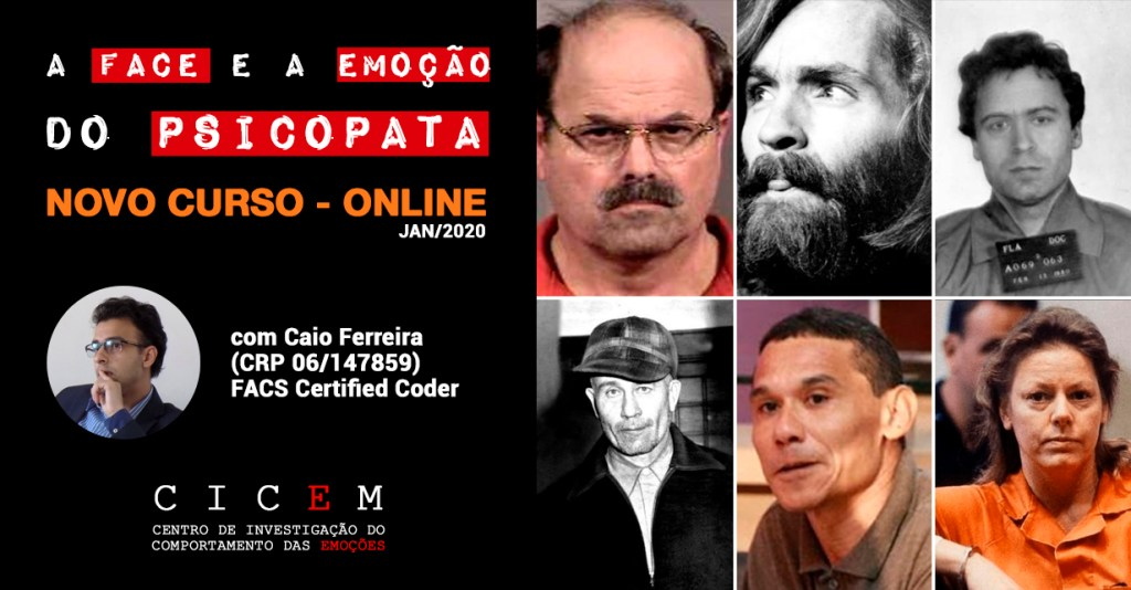 curso online psicopatia serial killer lie to me