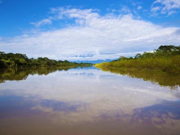 Rivière Ucayali-