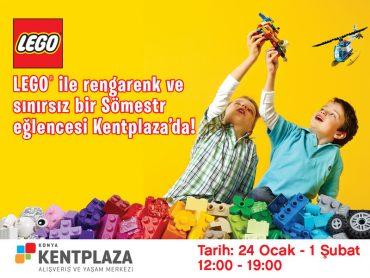LEGO Kent Plaza AVM