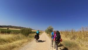 Bicigrini e Pellegrini in Sicilia