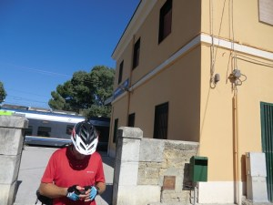 bike tour Grotte della Gurfa