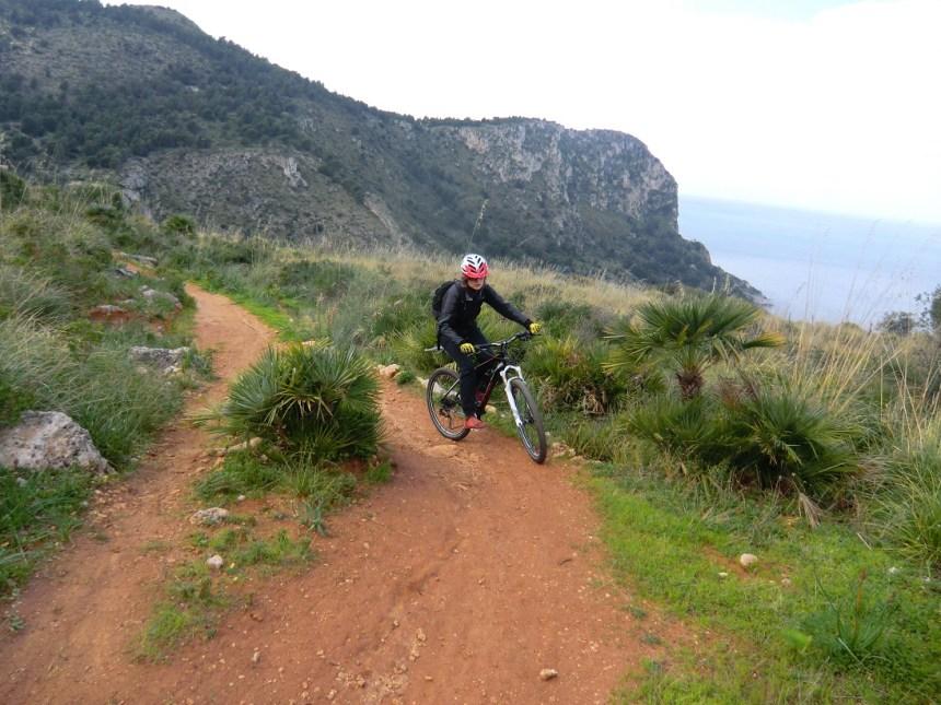 bike tour bike rental sicily Palermo