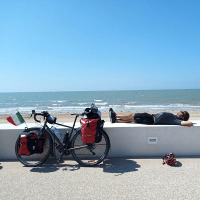 vacanze in bici in sicilia