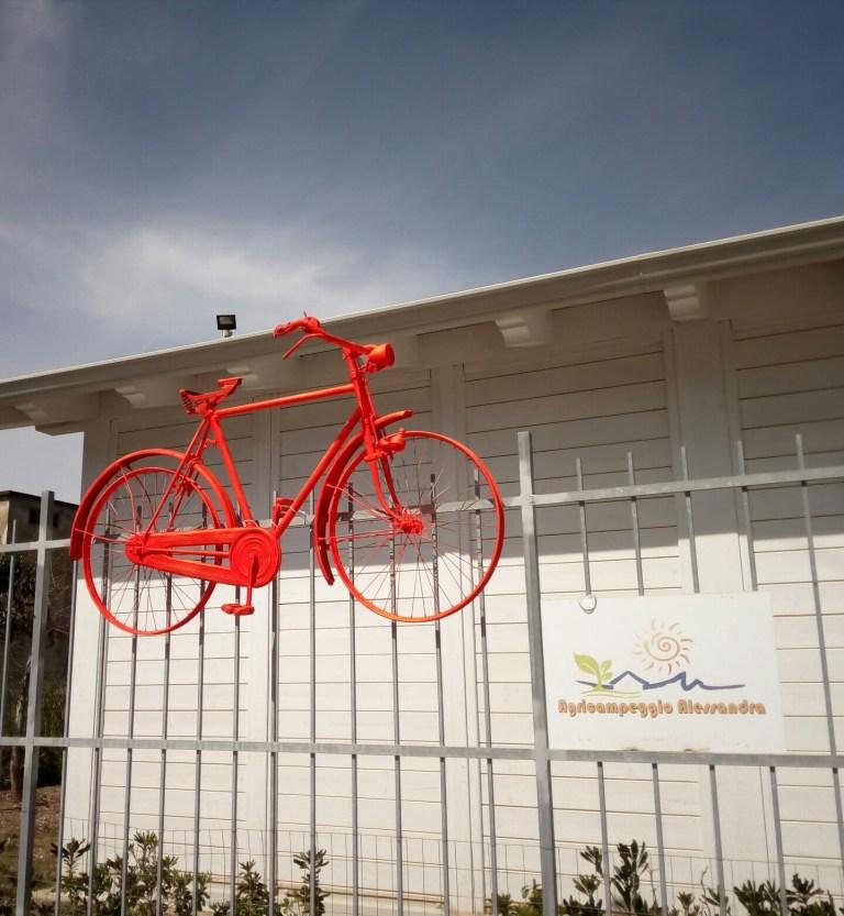 Agricampeggio alessandra Bike Hotel Sicilia